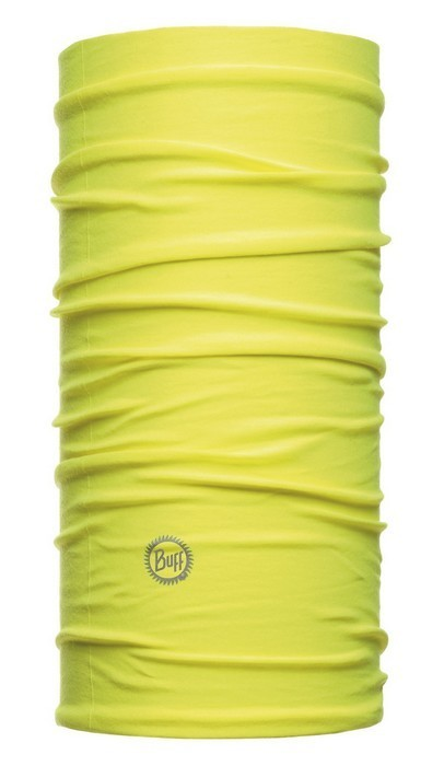 BRAGA COOLMAX® DRY COOL BUFF® AMARILLO FLUO